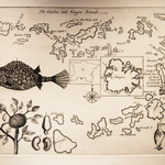 Copperplates of the Americas