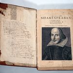 William Shakespeare, 'The First Folio'