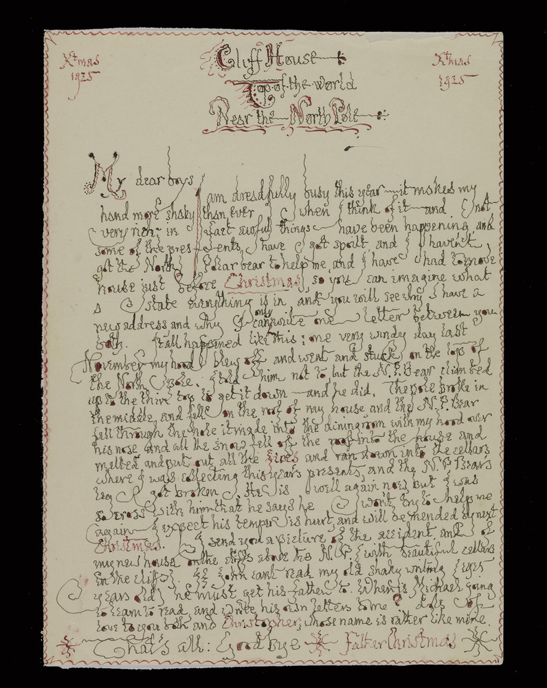 Bodleian treasures sappho to suffrage jrr tolkien a letter from zoom in spiritdancerdesigns