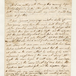 Letter to William Godwin