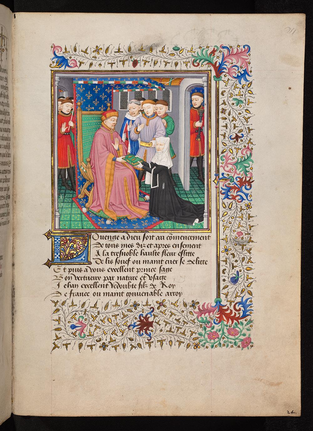 Christine de Pisan, Épître d'Othéa