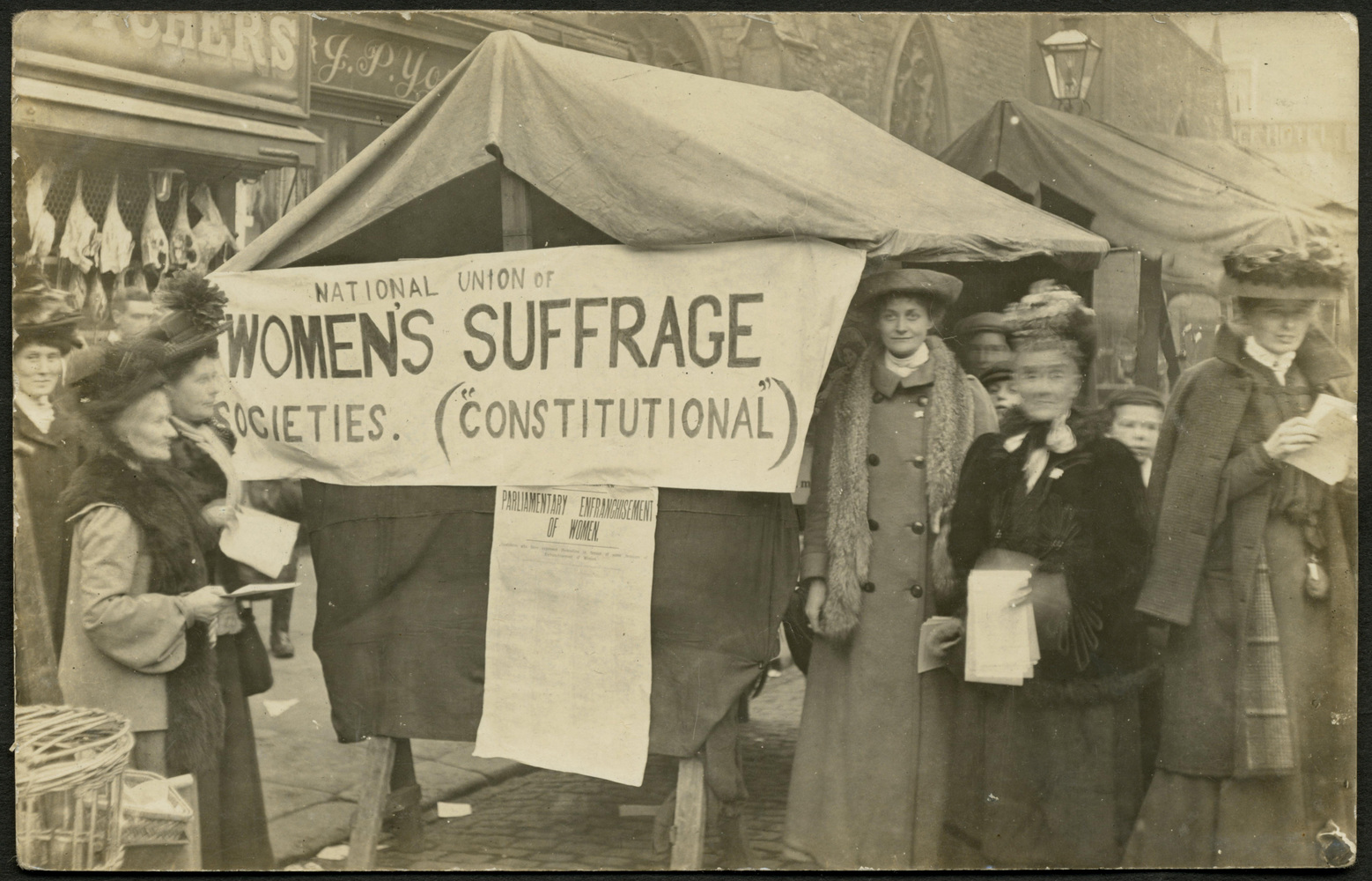 National Union of Women's Suffrage Societies