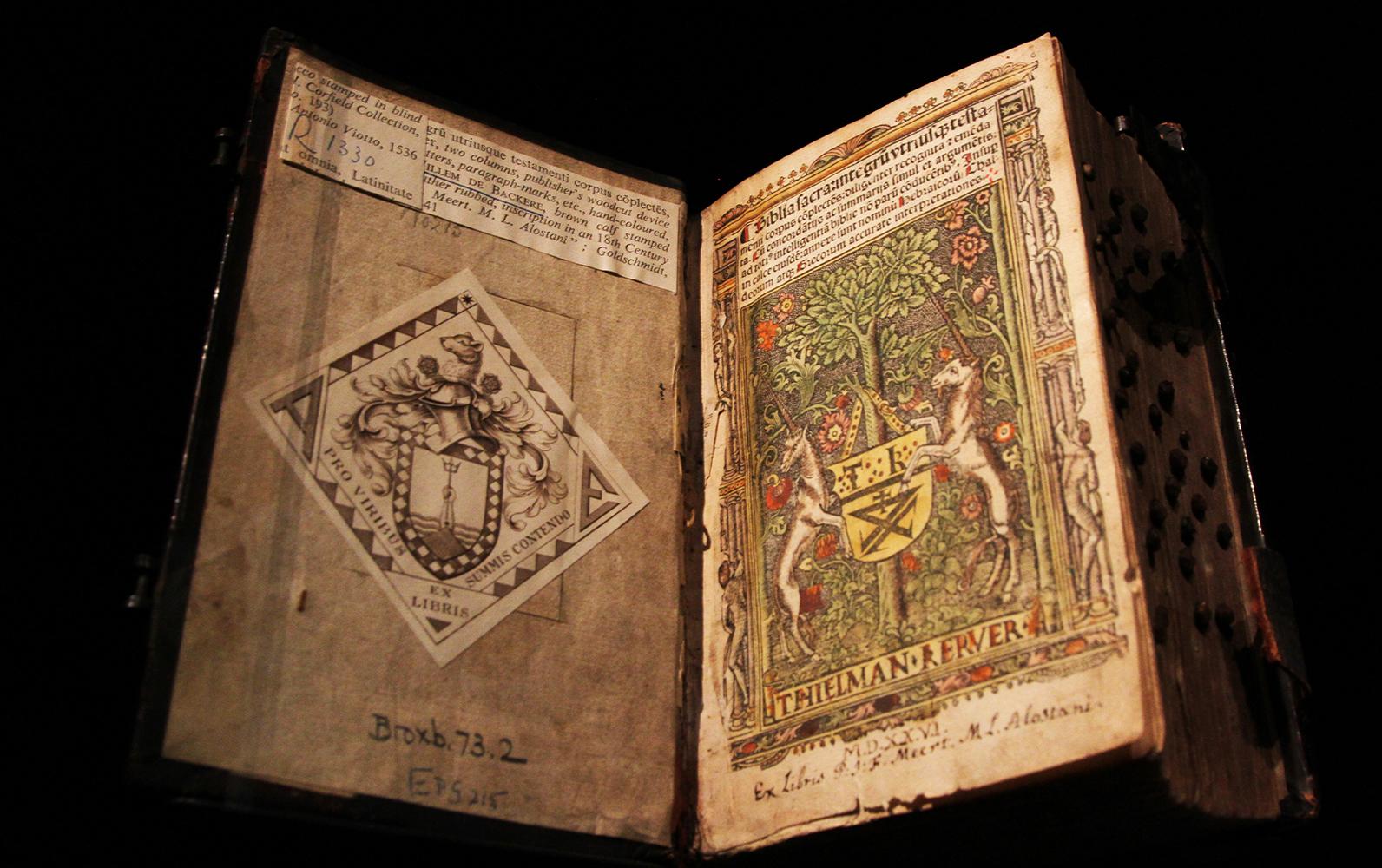 Biblia Sacra (Paris, 1526)